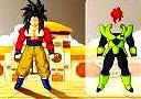 Dragon Ball – Juego de Vestir