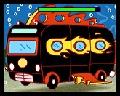 Bob Esponja en Autobús
