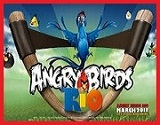 Aves enojadas en Rio